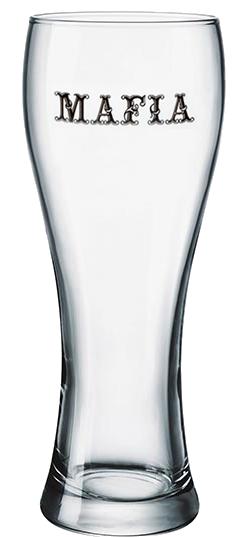 Пивной стакан стеклянный 500 мл