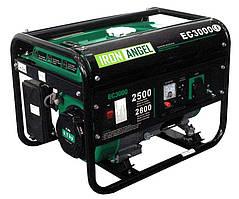 Генератор бензиновый IRON ANGEL  EG3000 (2,5 кВт, ручной старт) Бесплатная доставка