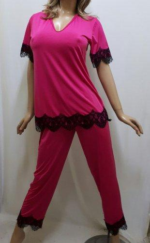 Пижама с брюками из ткани микро-масло ,от 44 до 58 р-р, Харьков