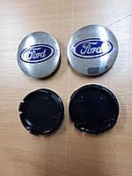 Колпачки, заглушки на диски Ford форд  60 мм / 56 мм, фото 1
