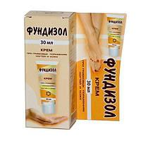 Фундизол - крем при грибковых поражениях ногтей и кожи.