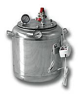 """Автоклав бытовой универсальный Укрпромтех """"А8 electro"""" (8 пол литровых банок или 7 литровых)"""