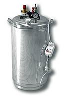 """Автоклав бытовой универсальный Укрпромтех """"ГУД32 electro"""" (32 пол литровых банок или 21 литровых)"""