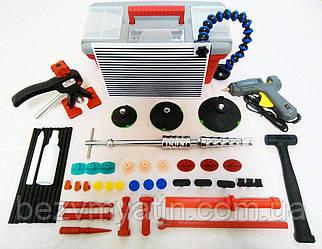 Инструмент PDR для ремонта вмятин без покраски, Клеевая система PROFI Set