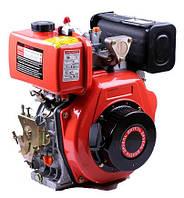 Двигатель дизельный ТАТА178F (6,0 л.с., вал под шлицы Ø25 mm, L=36.5mm) + доставка