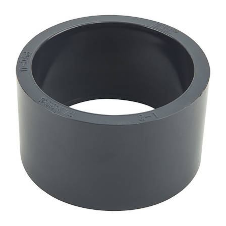 Редукционное кольцо ПВХ ERA 75х50 мм., фото 2
