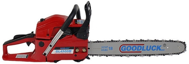 Пила цепная бензиновая GOOD LUCK GL 4500M (hub_Ojzu62852)