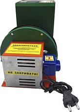 Електричний подрібнювач для фруктів , овочів і коренеплодів (нержавіюча сталь), фото 3