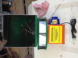 Електричний подрібнювач для фруктів , овочів і коренеплодів (нержавіюча сталь), фото 2