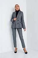 Костюм женский брюки с удлиненным пиджаком., фото 1