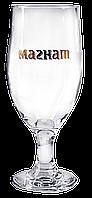 Пивной бокал стеклянный 300мл