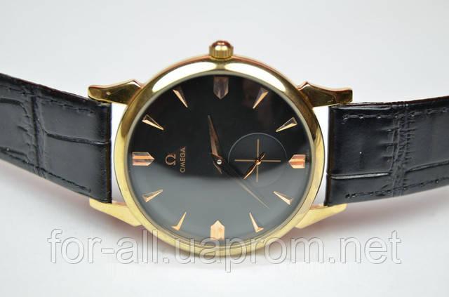 Купить кварцевые часы для идеального мужчины Omega De Ville O5490