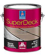 Акриловое покрытие для дерева, бетона, Шервин Вильямс (Super Deck, Deck & Dock Elastomeric Coating) 3,54 л