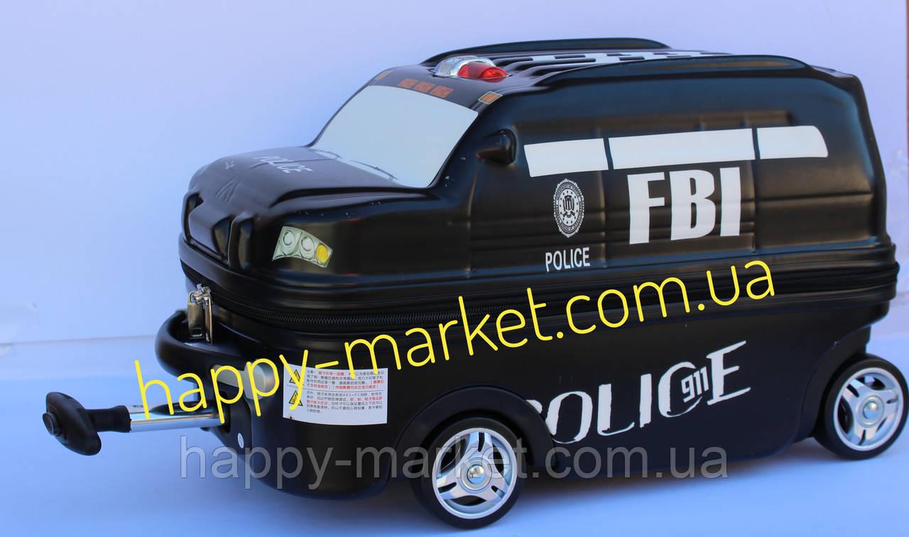 Чемодан детский дорожный качество Люкс ручная кладь Josepf Ottenn на 2 колесах Military auto 18  IMG4957