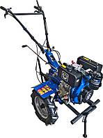 Мотоблок ДТЗ 585Д (8,5 л.с., дизель, ручной стартер)