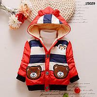 """Демисезонная куртка """"Медвежонок"""" для мальчика., фото 1"""