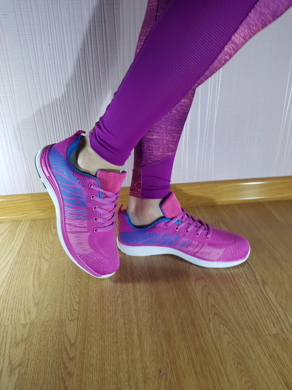 Кросівки Venus Run Violet 1