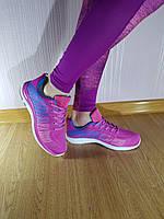 Кроссовки Venus Run Violet 1, фото 1