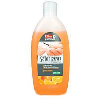 Средство для снятия лака с соком алоэ вера (Апельсин) - Salon Professional Nail Professional 200ml