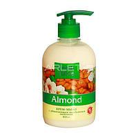 Крем-мыло с увлажняющим молочком (Миндаль) - Fresh Juice Cream-Soap Almond 460ml