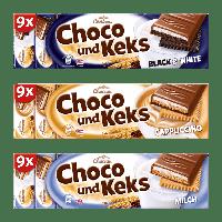 Шоколад Chateau Choco Keks с молочным кремом и печеньем, 300 г., фото 1