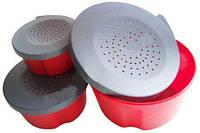 Набор коробок для червей Aquatech 227911