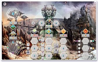 Настольная игра Анахронность (Anachrony) + дополнение Экзокостюмы коммандеров, фото 3
