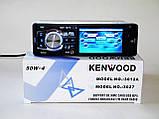 """Автомагнітола Kenwood 3027 3.6"""" VIDEO екран USB+SD+FM+AUX, фото 5"""