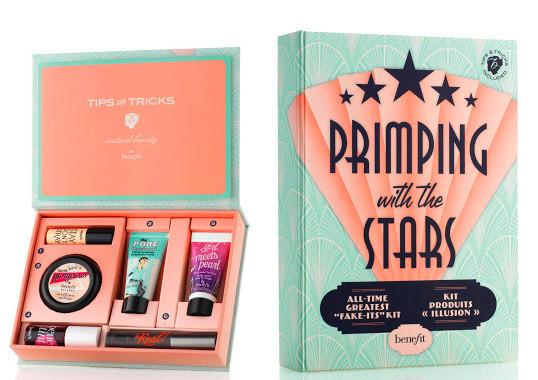 Набор для макияжа Primping with the Stars от Benefit