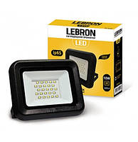 LED Прожекторы LEBRON LF, 10W, 6200K, 800LM, угол 120 °