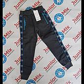 Трикотажні теплі спортивні штани для хлопчиків підлітків оптом SEAGULL