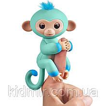 Мавпочка інтерактивна Едді Fingerlings Monkey WowWee Оригінал