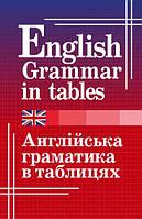 Англійська граматика в таблицях Кузнєцова О.