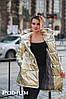 """Женская зимняя куртка """"Блеск 1"""" в расцветках. ПО-2-1018, фото 5"""