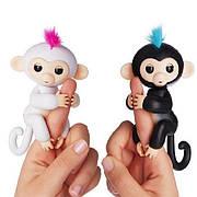Интерактивные ручные обезьянки Wowwee Fingerlings
