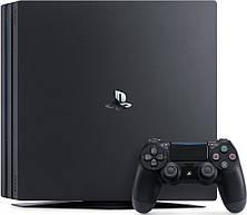 Игровая консоль PlayStation 4 Pro 1Tb Black
