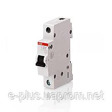 Автоматический выключатель SH201-C10 1п 10А ABB