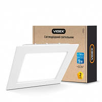 LED светильник  VIDEX 9W VL-DLS-095 white