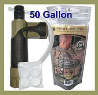Армейские фильтры для воды Aquamira Frontier PRO