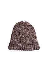 Меланжевая шапка Asos