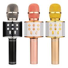 Микрофон караоке WSTER WS-858, фото 3