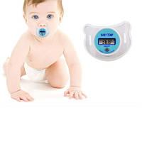 Пустышка-термометр для детей от 0 до 3 лет, комфортное оральное измерение температуры, lcd-дисплей, 1*cr21