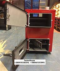 Твердотопливный котел Carbon КСТО 14кВт + Regulus, фото 2