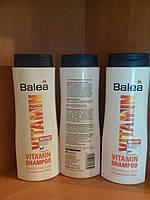 Balea Vitamin Shampoo - шампунь Витамины для сухих и поврежденных волос (Германия) 500 мл.