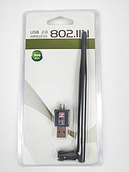 Скоростной wi-fi адаптер 900 Mb USB 2.0- 802.1IN