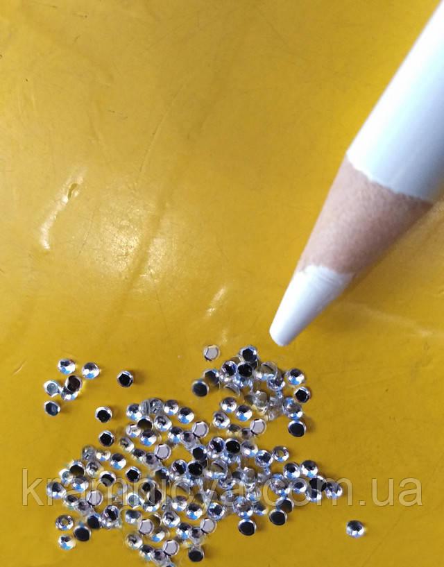 Алмазная живопись. Часы настенные