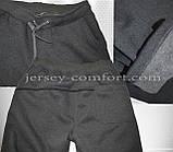 Теплые брюки, штаны мужские.Трикотаж начес., фото 5