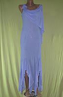 Платье женское фиолетовое