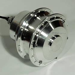 Мотор-колесо 24V 250W одностороннее для инвалидных колясок