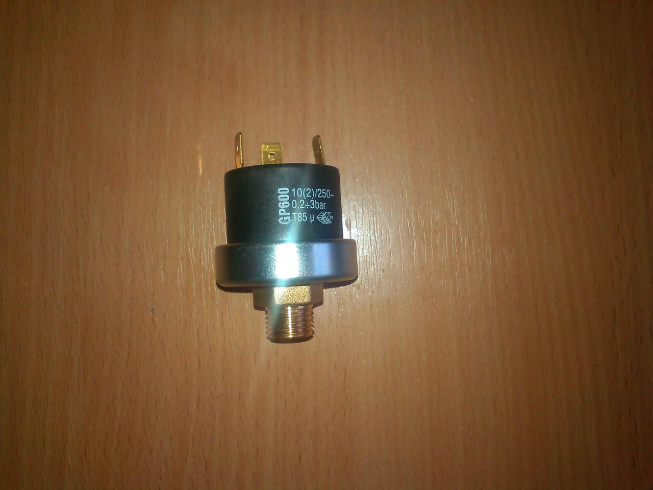 Датчик давления воды GP - 600.